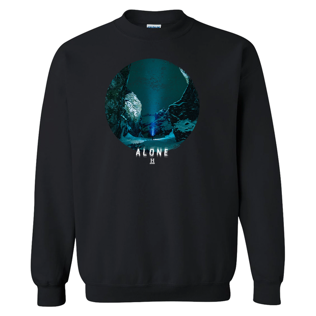 Alone Resolve Fleece Crewneck Sweatshirt