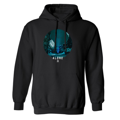 Alone Resolve Fleece Hooded Sweatshirt