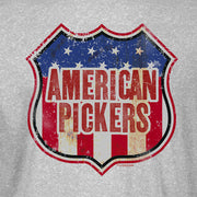 American Pickers Americana Hooded Sweatshirt
