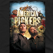 American Pickers Distressed Men's Short Sleeve T-Shirt