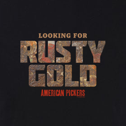 American Pickers Finding Rusty Gold Adult Unisex Sleeve T-Shirt