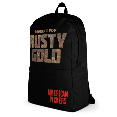American Pickers Finding Rusty Gold Premium Backpack