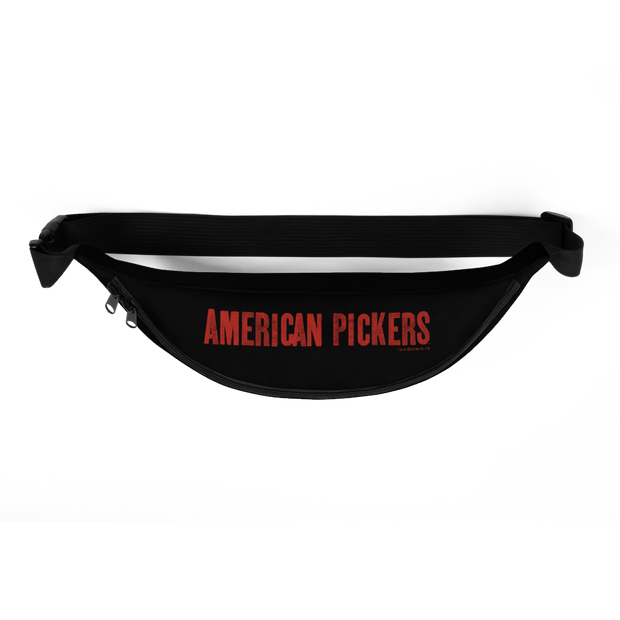 American Pickers Finding Rusty Gold Premium Fanny Pack
