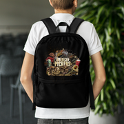 American Pickers Junkyard Treasures Premium Backpack