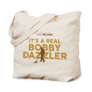The Curse of Oak Island It's Real Bobby Dazzler Canvas Tote Bag