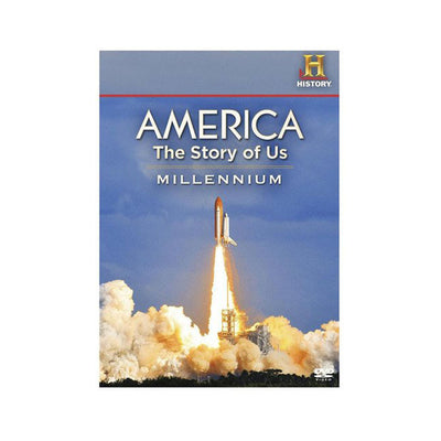 America: The Story of Us - Millennium DVD