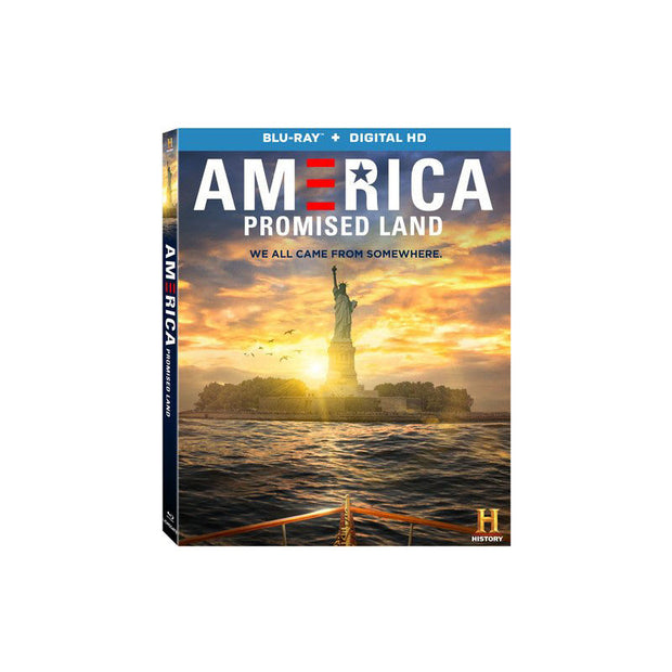 America: Promised Land DVD