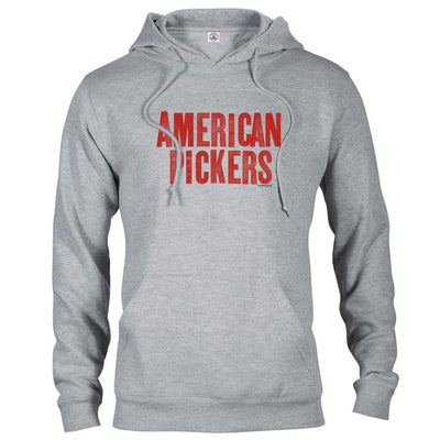 American Pickers Logo Hooded Sweatshirt