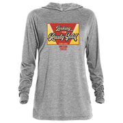 American Pickers Looking for Rusty Gold Tri-Blend Raglan Hoodie