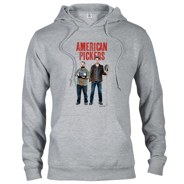 American Pickers Mike and Frank Hooded Sweatshirt