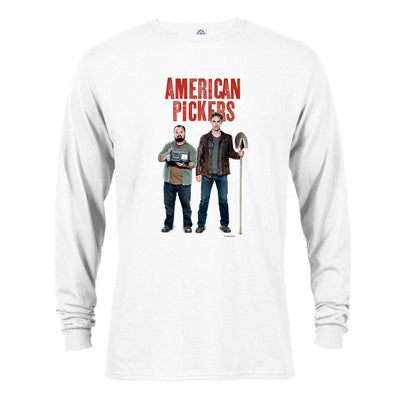 American Pickers Mike and Frank Long Sleeve T-Shirt