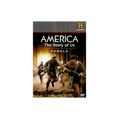 America: The Story of Us, Vol. 1 - Rebels/Revolution DVD