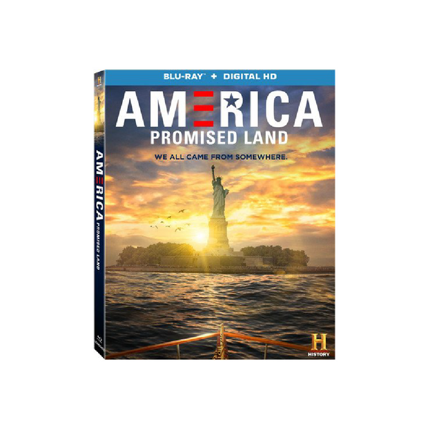 America: Promised Land - Blu-ray DVD