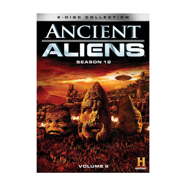 Ancient Aliens: Season 12, Vol 2 DVD