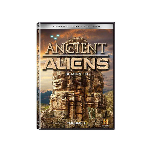 Ancient Aliens: Season 10, Vol. 2 DVD