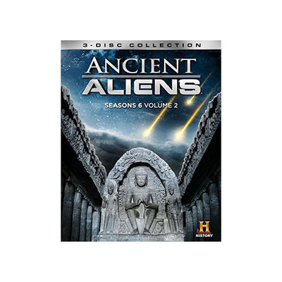 Ancient Aliens Season 6: Vol. 2 - Blu-ray DVD