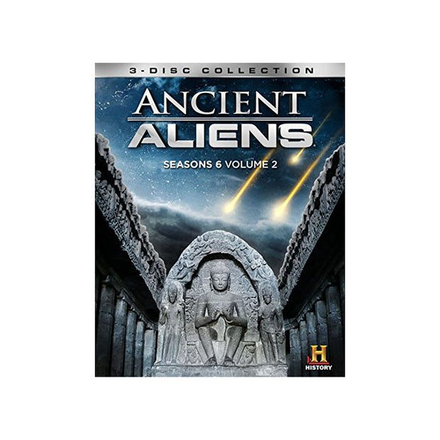 Ancient Aliens Season 6: Vol 2 DVD