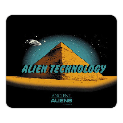 Ancient Aliens Alien Technology Mouse Pad