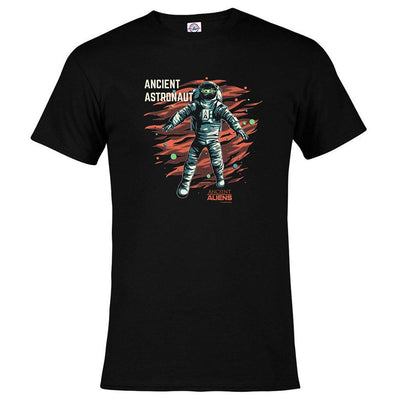Ancient Aliens Astronaut Men's Short Sleeve T-Shirt