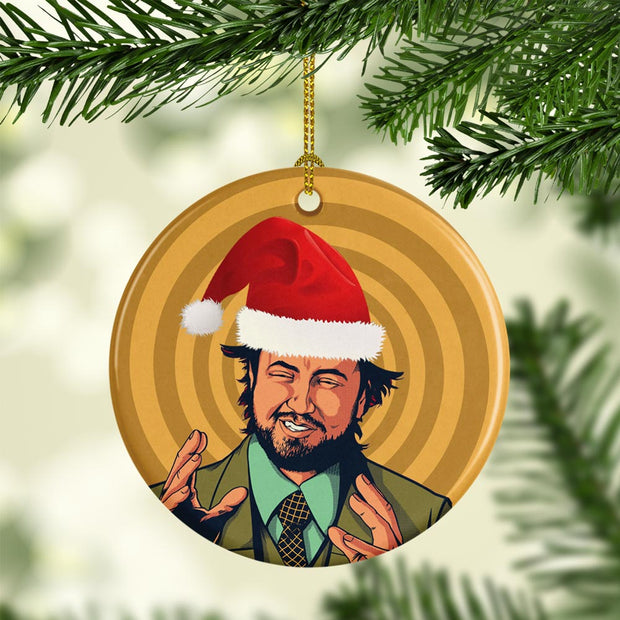 Ancient Aliens Giorgio Double-Sided Ornament