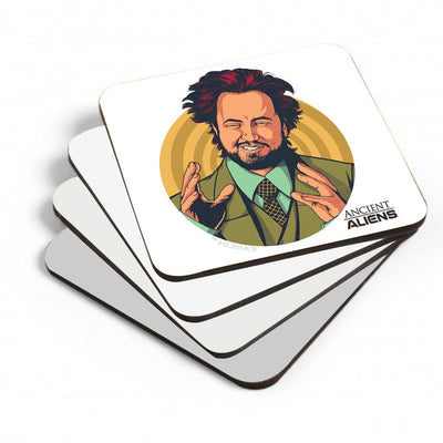 Ancient Aliens Giorgio Coasters