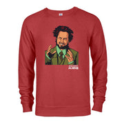 Ancient Aliens Giorgio Lightweight Crew Neck Sweatshirt