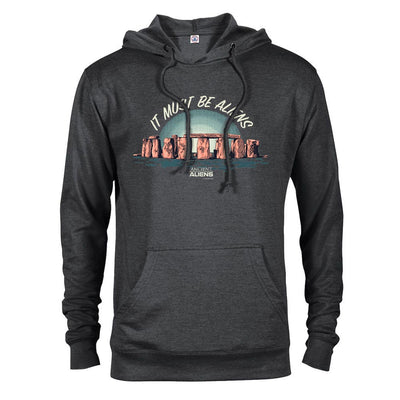 Ancient Aliens It Must Be Aliens Hooded Sweatshirt