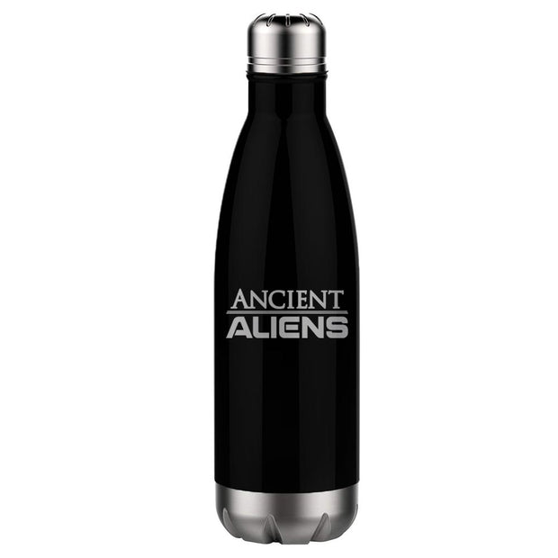 Ancient Aliens 17 oz Stainless Steel Slim Water Bottle