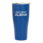 Ancient Aliens Logo Laser Engraved SIC Tumbler