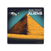 Ancient Aliens Comic Page Coasters - Set of 4
