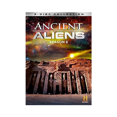 Ancient Aliens Season 8 DVD
