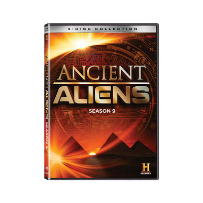 Ancient Aliens Season 9 DVD