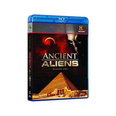 Ancient Aliens Season 1 - Blu-ray DVD