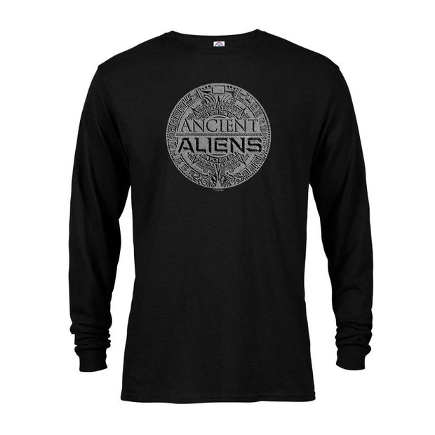 Ancient Aliens Symbol Logo Long Sleeve T-Shirt