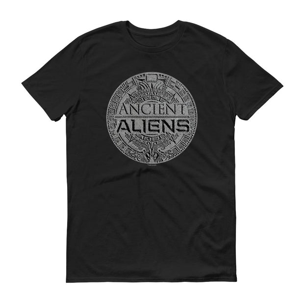 Ancient Aliens Symbol Logo Men's Short Sleeve T-Shirt