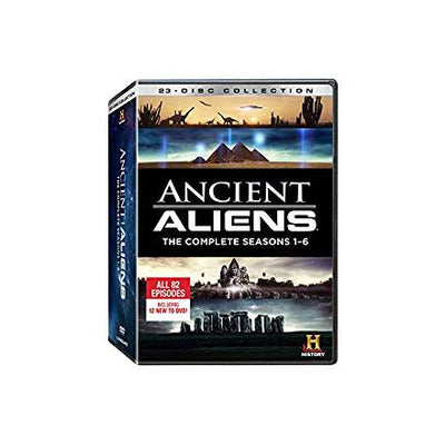 Ancient Aliens: The Complete Seasons 1-6 DVD Gift Set