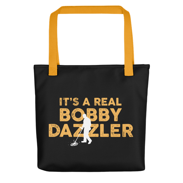 The Curse of Oak Island Bobby Dazzler Premium Tote Bag