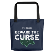 The Curse of Oak Island Beware of the Curse Premium Tote Bag