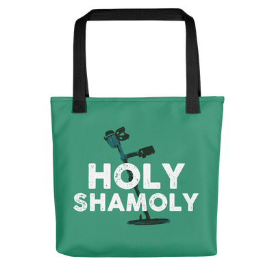 The Curse of Oak Island Holy Shamoly Premium Tote Bag