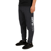 The Curse of Oak Island Logo Adult Fleece Joggers