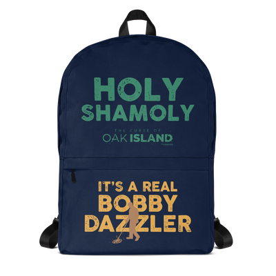 The Curse of Oak Island Mashup Premium Backpack