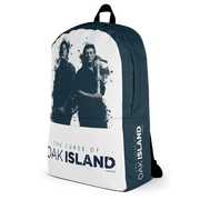 The Curse of Oak Island Rick and Marty Premium Backpack