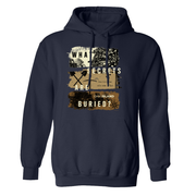The Curse of Oak Island What Secrets Are Buried? Fleece Hooded Sweatshirt