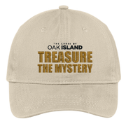 The Curse of Oak Island Treasure The Mystery Embroidered Hat