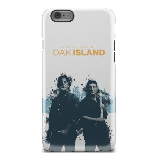 The Curse of Oak Island Rick and Marty Tough Phone Case