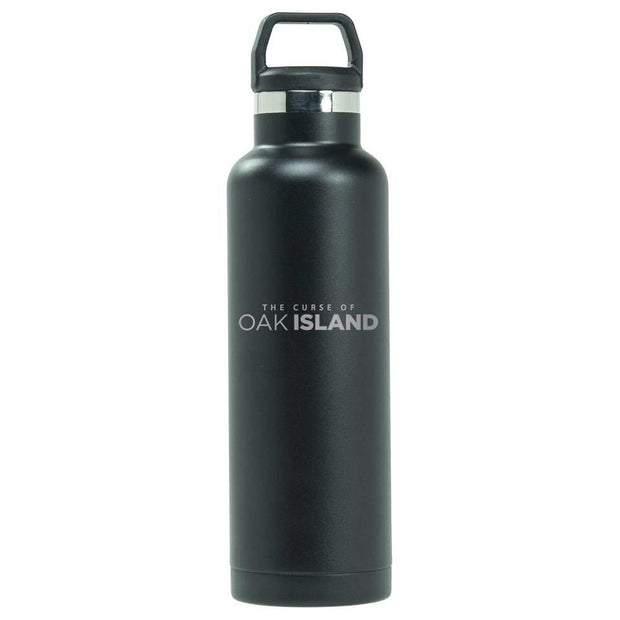 The Curse of Oak Island Logo RTIC Water Bottle
