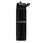 The Curse of Oak Island Logo Laser Engraved SIC Water Bottle