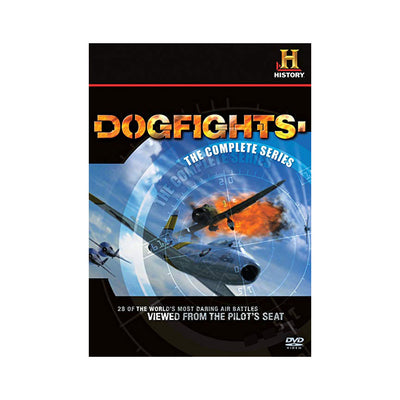 Dogfights: The Complete Series DVD