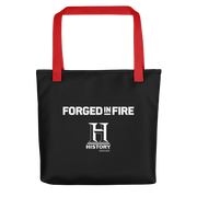 HISTORY Forged in Fire Series It Will Kill Premium Tote Bag