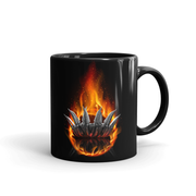 Forged in Fire Series Master Bladesmith Black 11 oz Mug